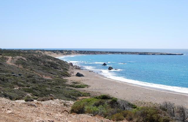 Akamas Lara Bay Turtle Beach